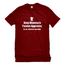 Mens Minnesota Unisex T-shirt