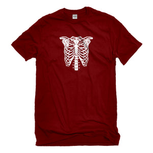Mens Bones Costume Unisex T-shirt