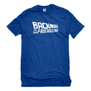 Mens Back to the Friendzone Unisex T-shirt