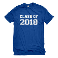 Mens Class of 2018 Unisex T-shirt