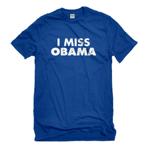 Mens I Miss Obama Unisex T-shirt