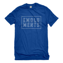Mens Emoluments Unisex T-shirt
