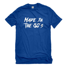 Mens Made in the 80s Unisex T-shirt