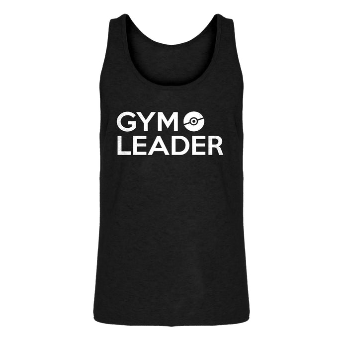 Tank Gym Leader Mens Jersey Tank Top