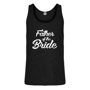 Tank Father of the Bride Mens Jersey Tank Top