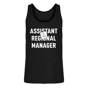 Mens Assistant to the Regional Manager Jersey Tank Top