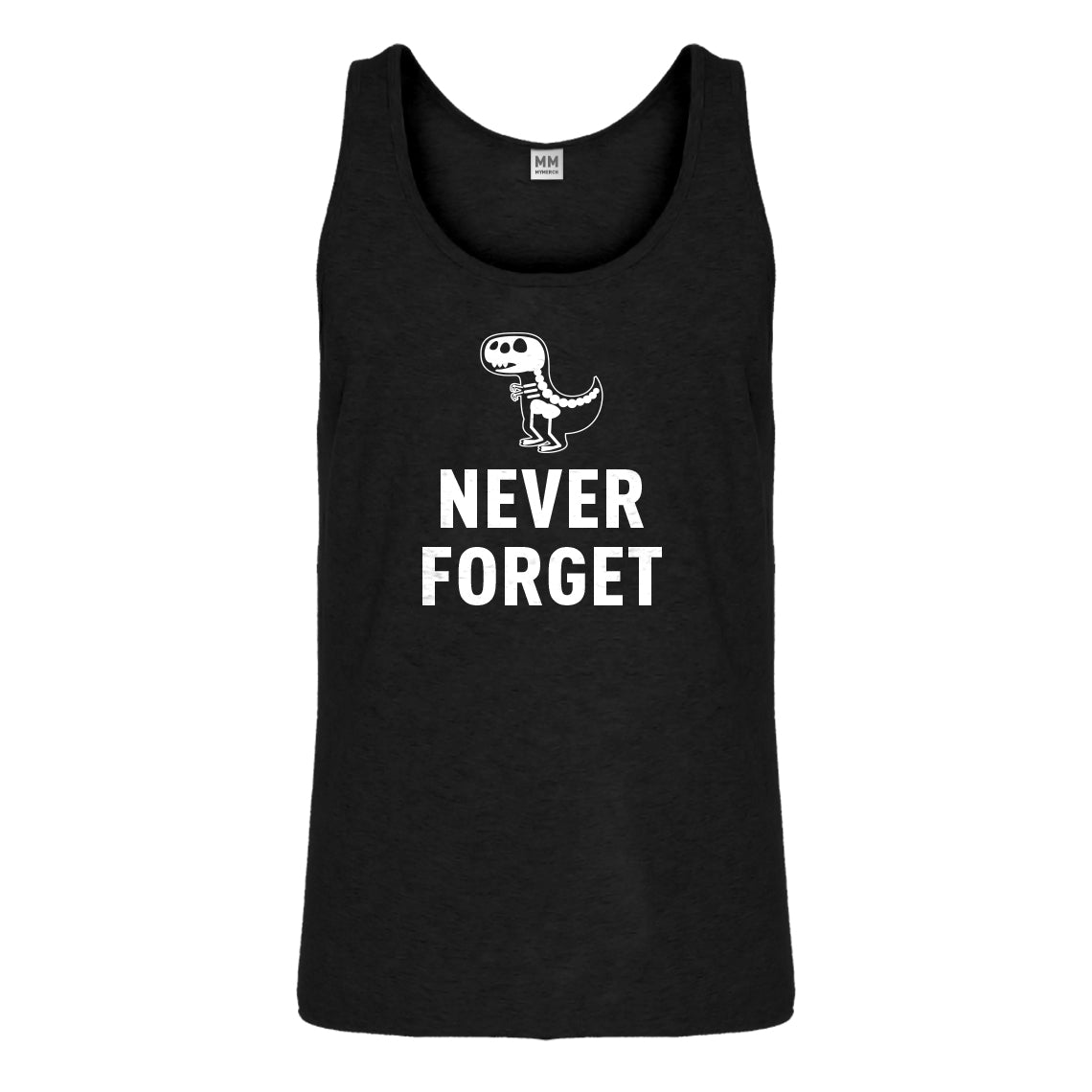 Tank Never Forget Mens Jersey Tank Top