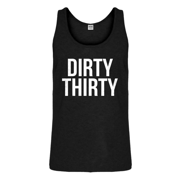 Tank Dirty Thirty Mens Jersey Tank Top