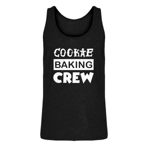 Mens Cookie Baking Crew Jersey Tank Top