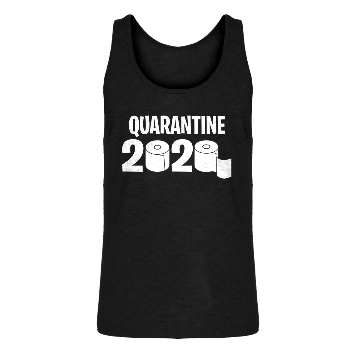 Mens 2020 Quarantine Jersey Tank Top