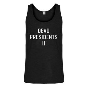 Tank Dead Presidents II Mens Jersey Tank Top