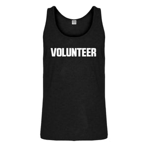Tank Volunteer Mens Jersey Tank Top