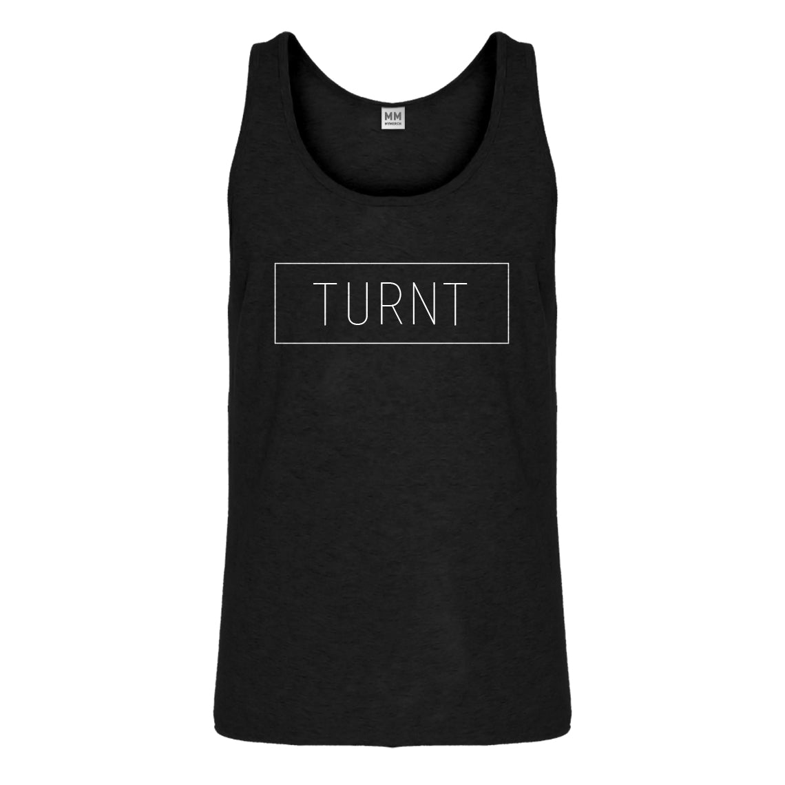 Tank TURNT Mens Jersey Tank Top