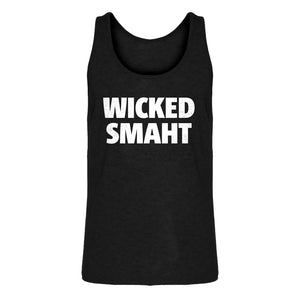 Mens Wicked Smaht Jersey Tank Top