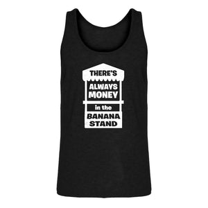 Mens There's Always Money in the Banana Stand Jersey Tank Top