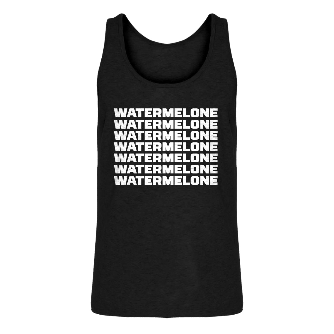 Tank Watermelone Mens Jersey Tank Top