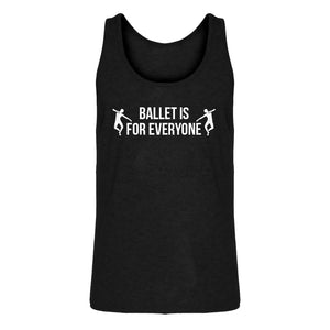 Mens Ballet is for Everyone Jersey Tank Top