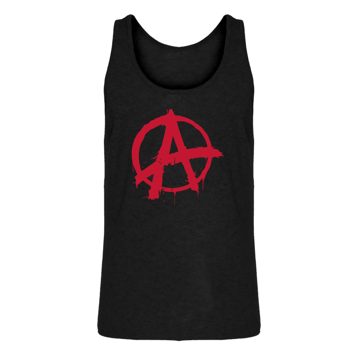 Tank Anarchy Mens Jersey Tank Top