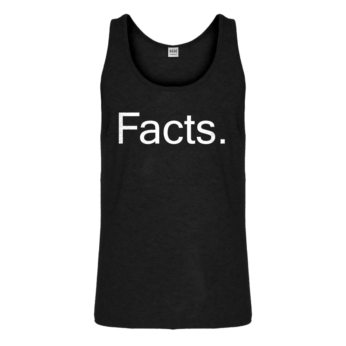 Tank Facts. Mens Jersey Tank Top