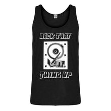Tank Back that Thing Up Mens Jersey Tank Top