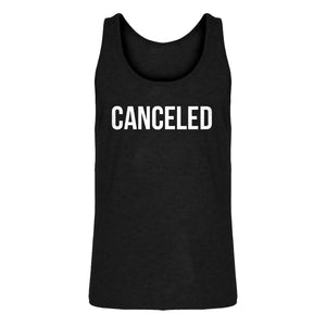Mens CANCELED Jersey Tank Top