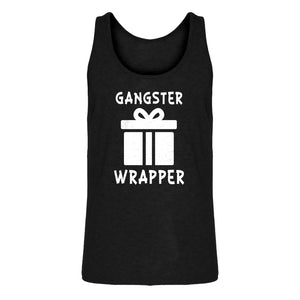 Mens Gangster Wrapper Jersey Tank Top