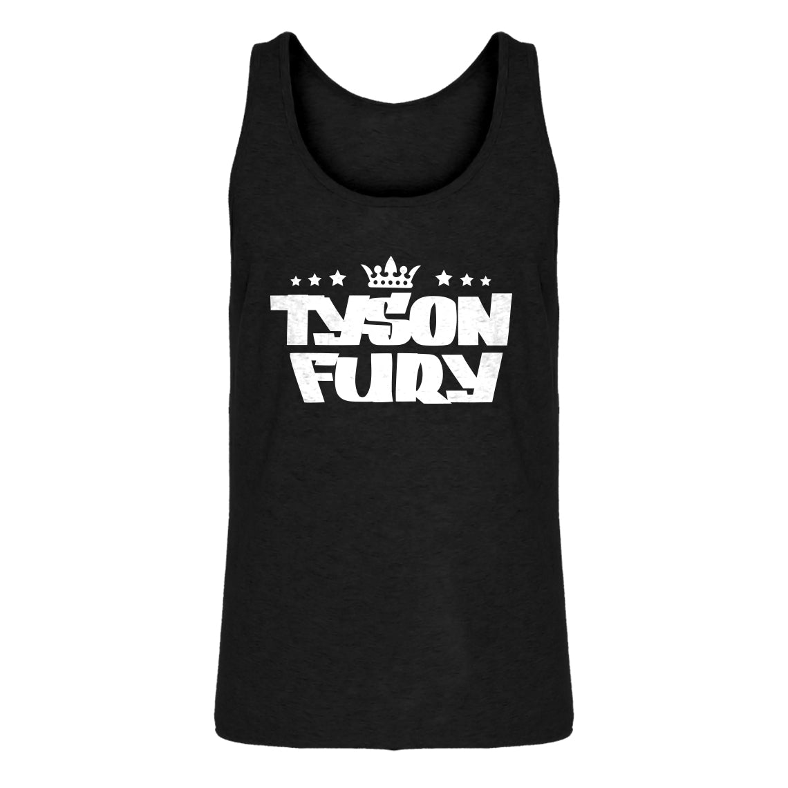 Mens Tyson Fury The Gypsy King Jersey Tank Top