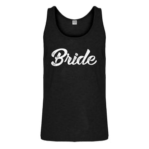Tank Bride Mens Jersey Tank Top