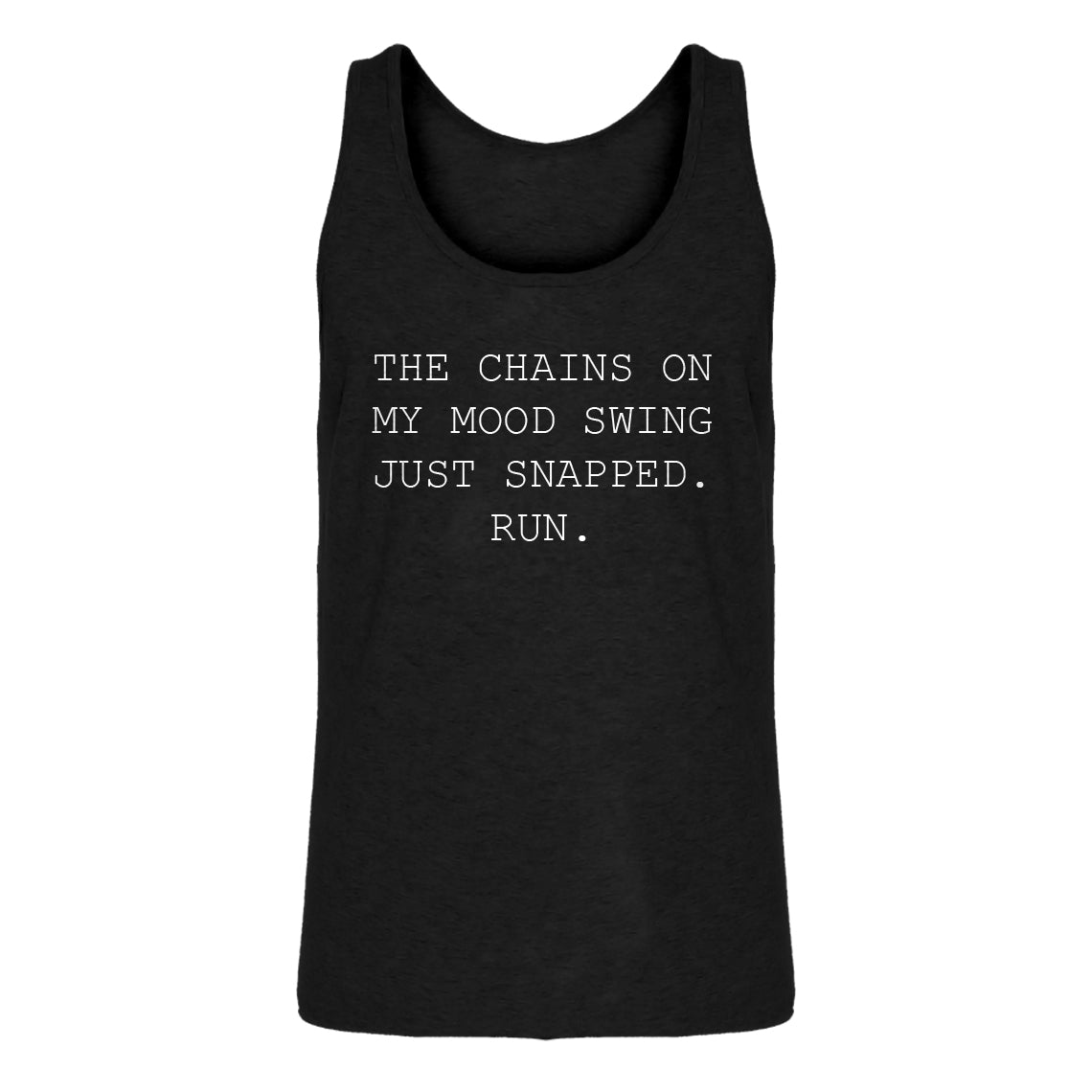 Tank My Mood Swing Mens Jersey Tank Top