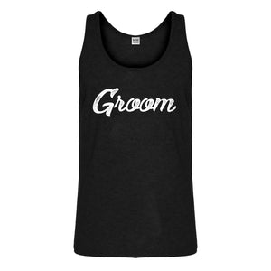 Tank Groom Mens Jersey Tank Top