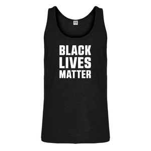 Tank Black Lives Matter Mens Jersey Tank Top