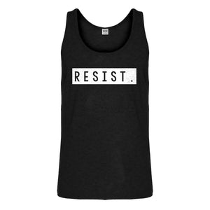Tank Resist Mens Jersey Tank Top