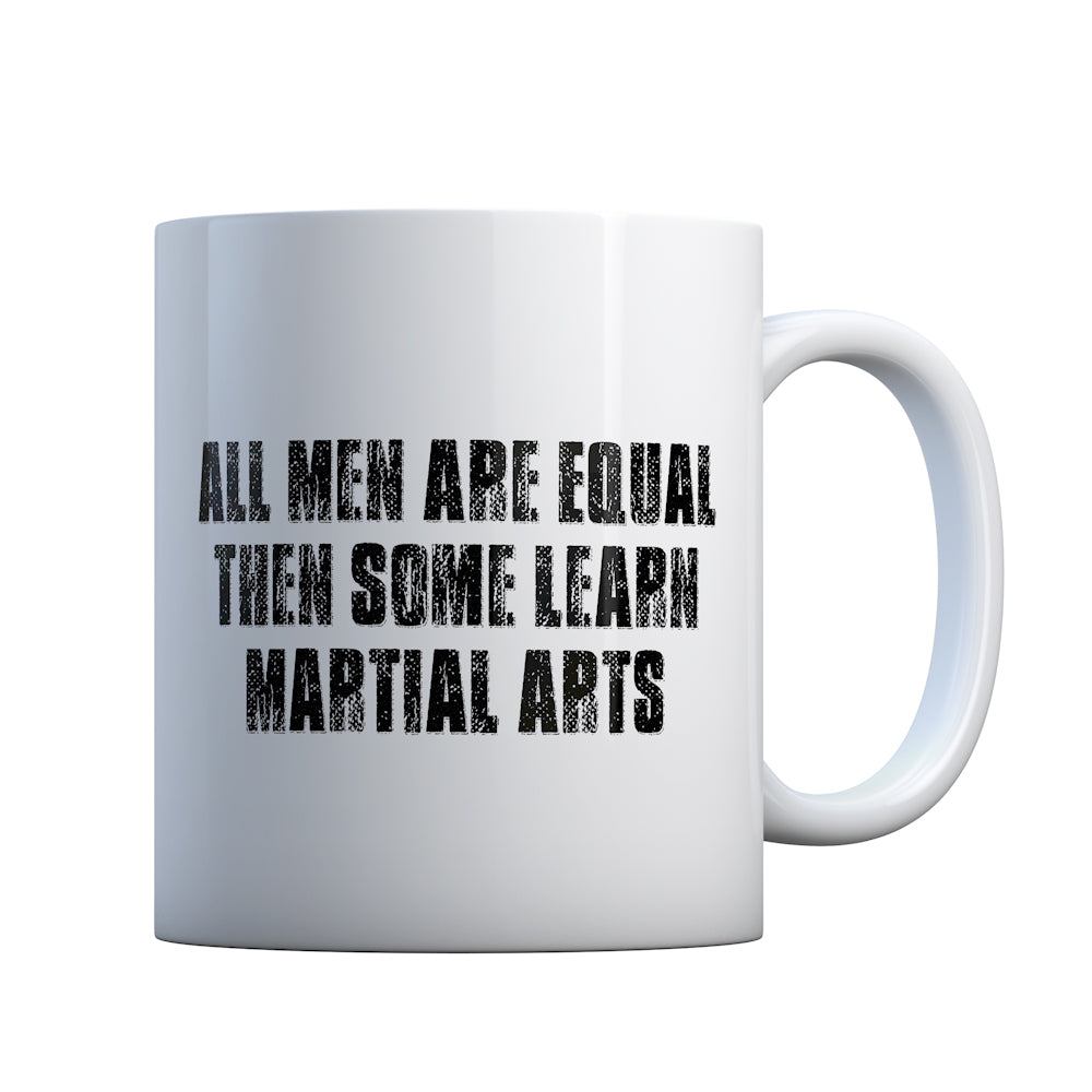 All Men Are Created Equal Gift Mug