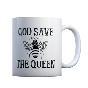 God Save the Queen Gift Mug