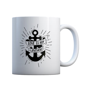 Love is my Anchor Gift Mug