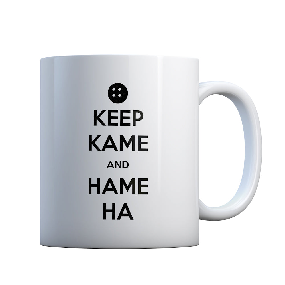 Keep Kame and Hame Ha Gift Mug
