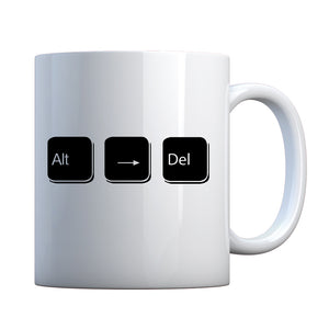 Mug Alt Right Delete Ceramic Gift Mug