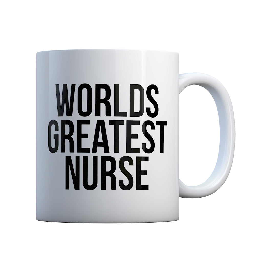 Worlds Greatest Nurse Gift Mug