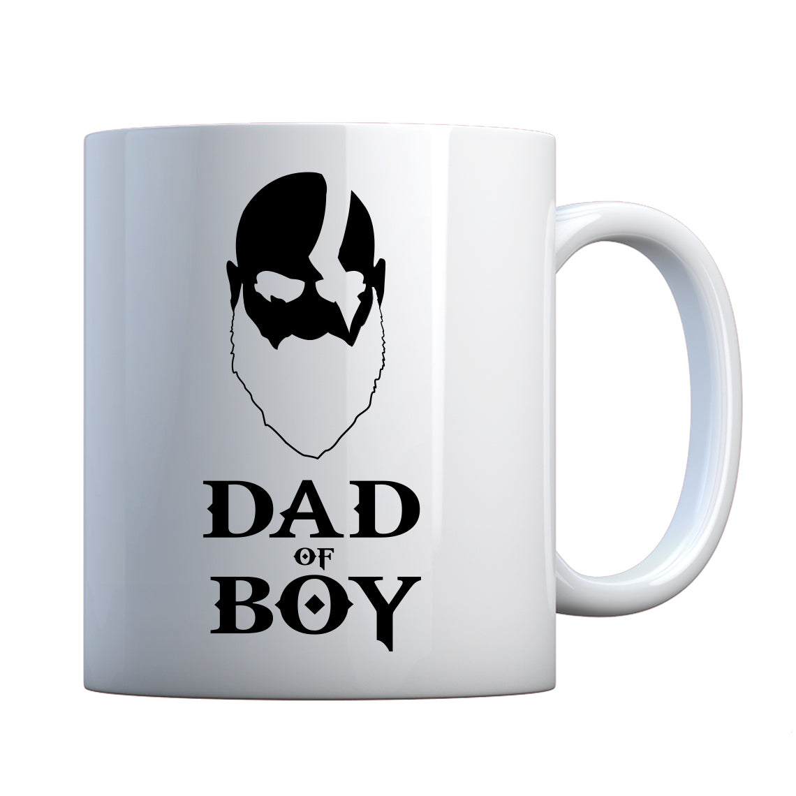 Mug Dad of Boy Ceramic Gift Mug