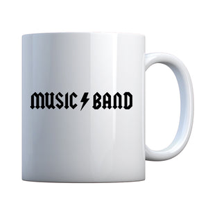 Mug Music Band Ceramic Gift Mug