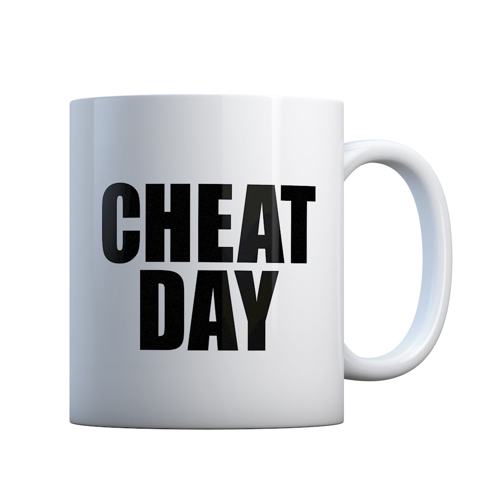 Cheat Day Gift Mug