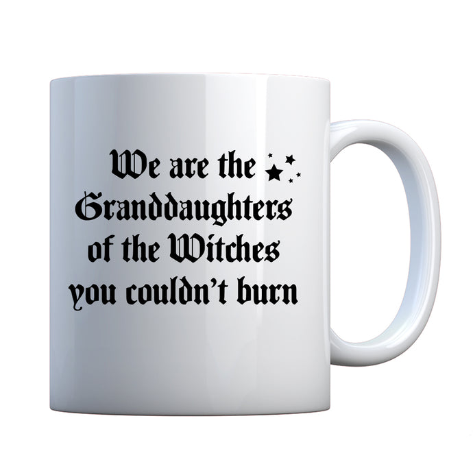 Mug Witches you coudn't burn Ceramic Gift Mug