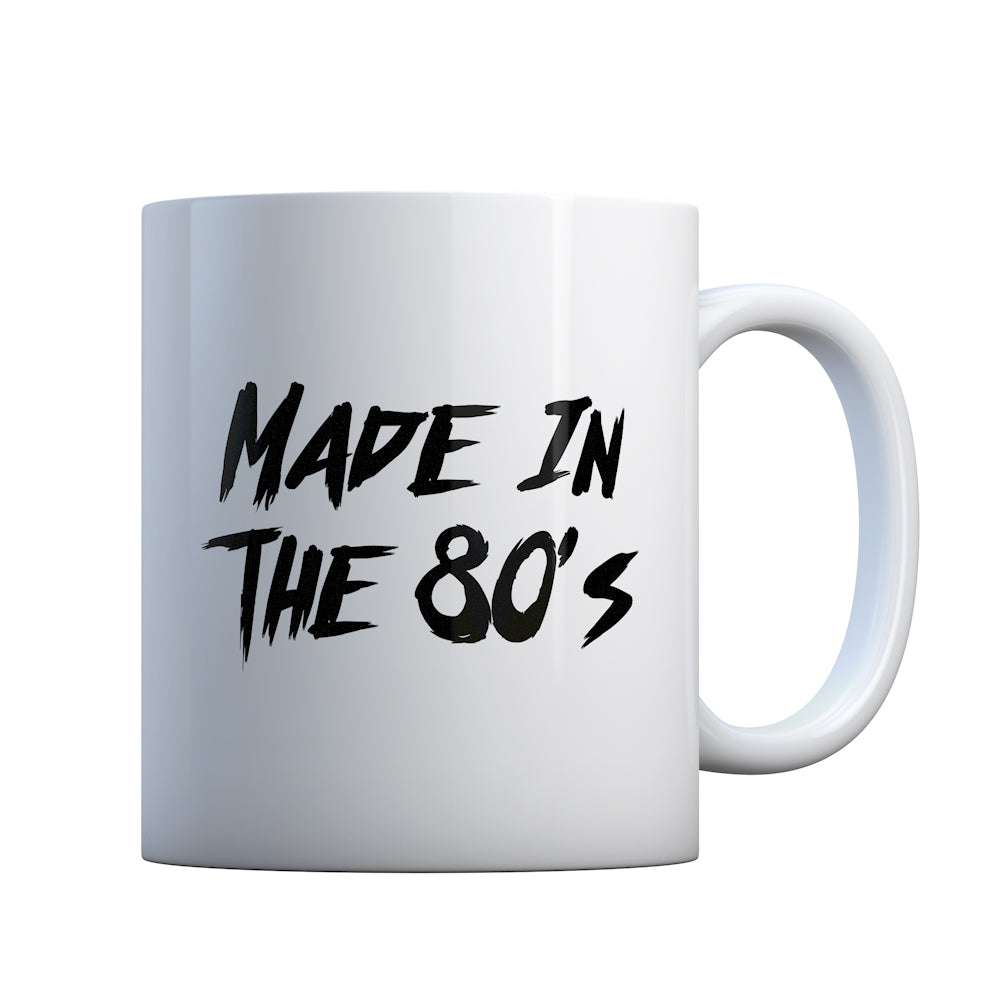 Made in the 80s Gift Mug