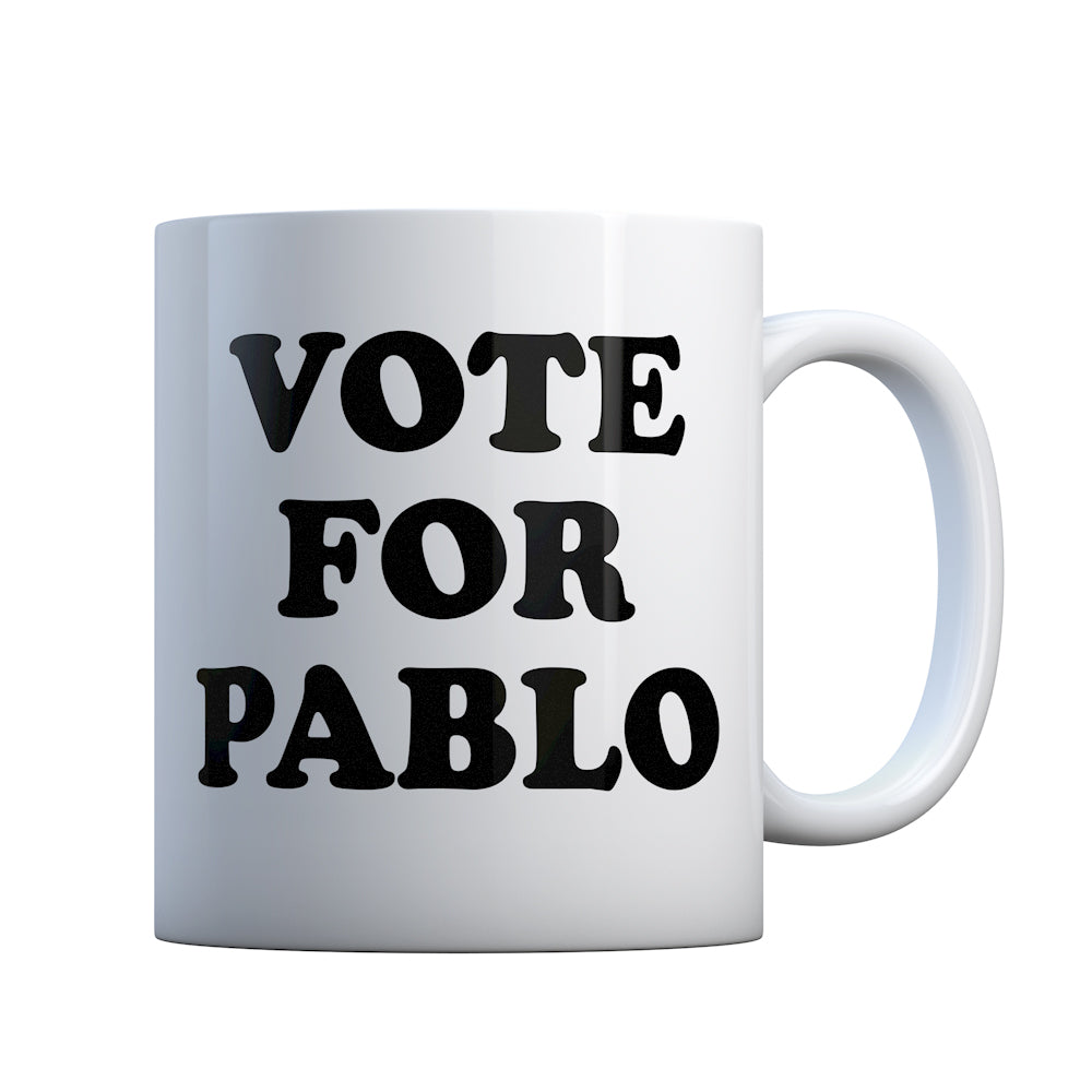 Vote for Pablo Gift Mug