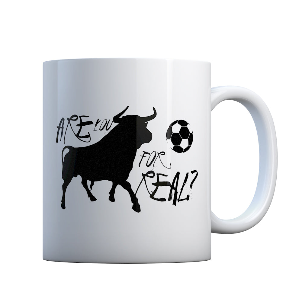 Are You for Real? Gift Mug