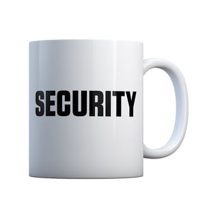 Security Gift Mug