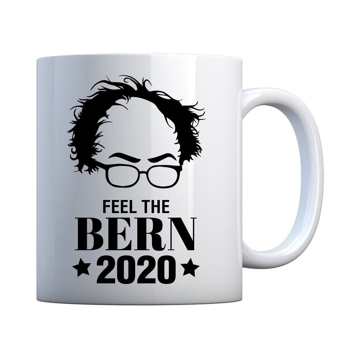 Feel the Bern 2020 Ceramic Gift Mug