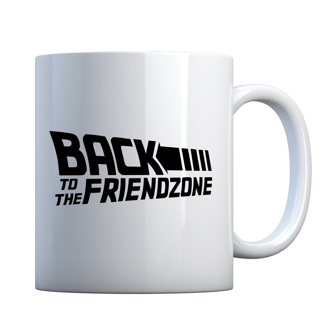 Mug Back to the Friendzone Ceramic Gift Mug