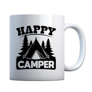 Mug Happy Camper Ceramic Gift Mug