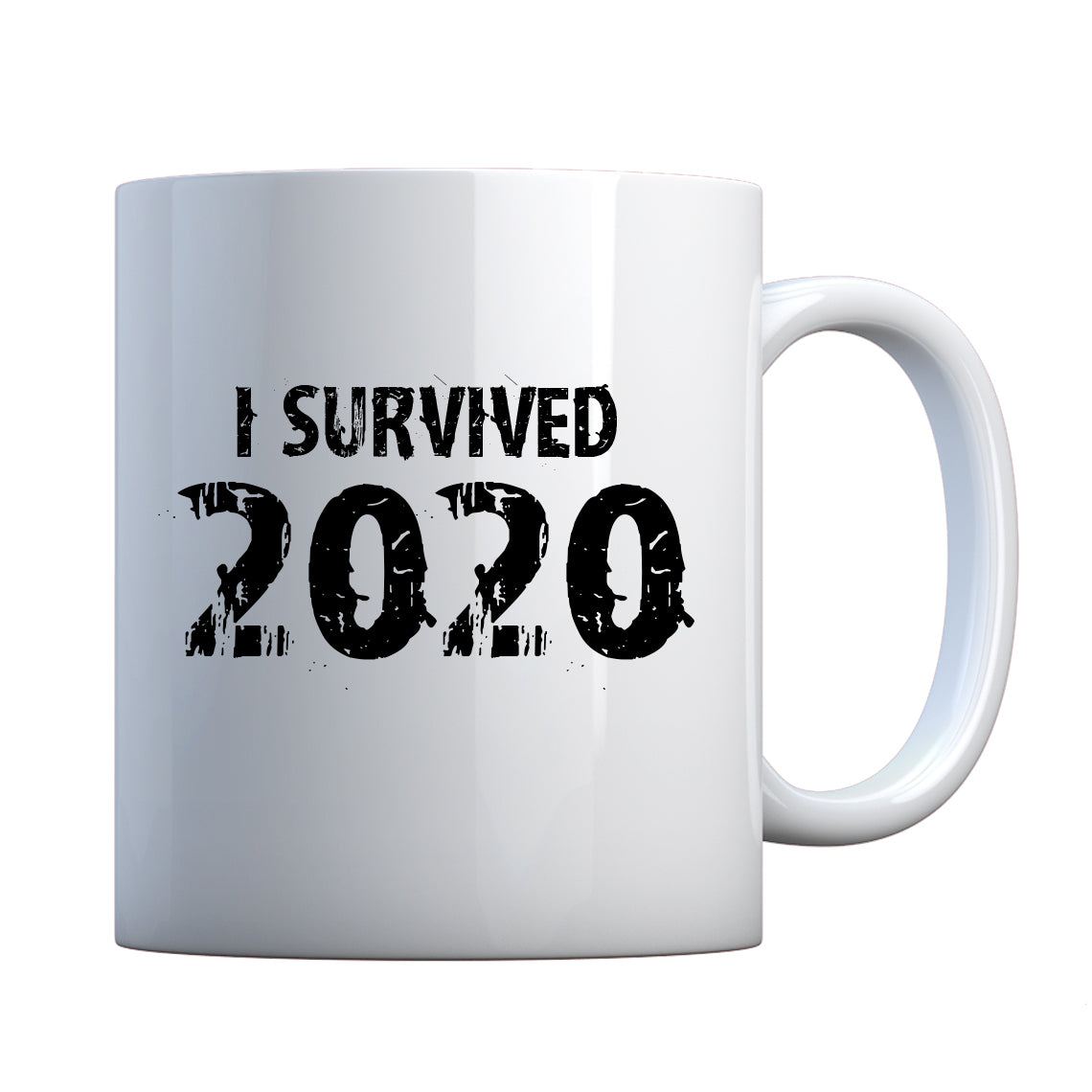 I Survived 2020 Ceramic Gift Mug